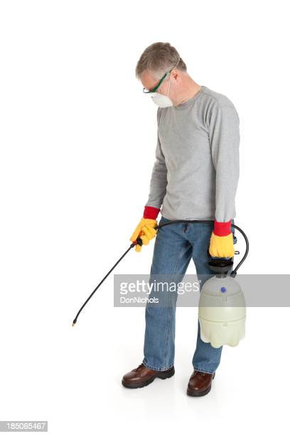 Man With a Sprayer