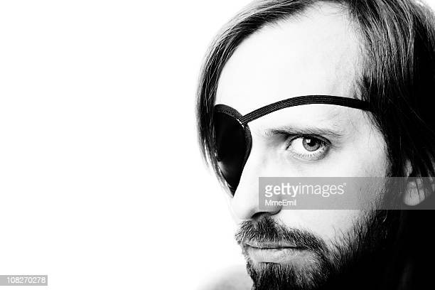 Man With Eye Patch