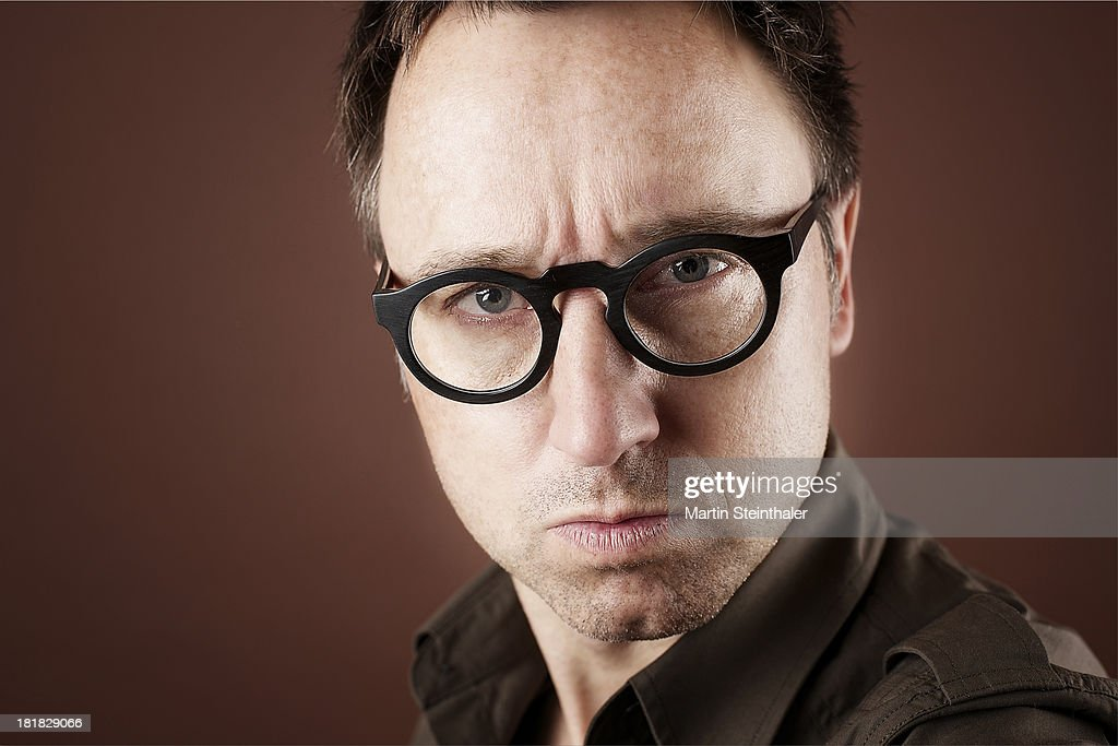 Man with googles : Stock Photo