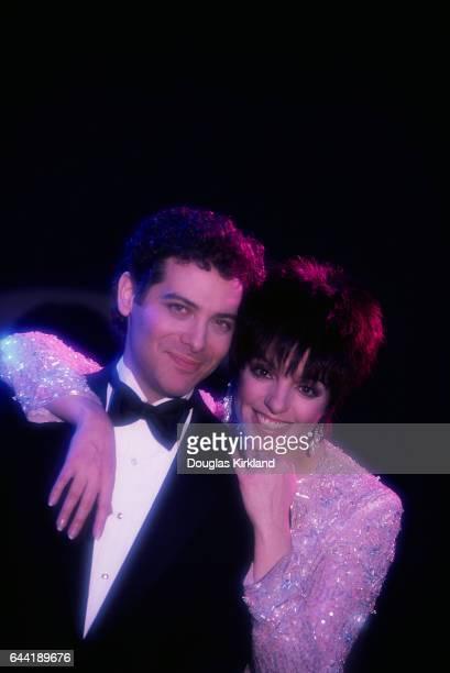Man with Liza Minnelli