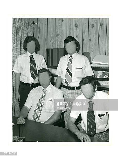 Management Crew from the 70's
