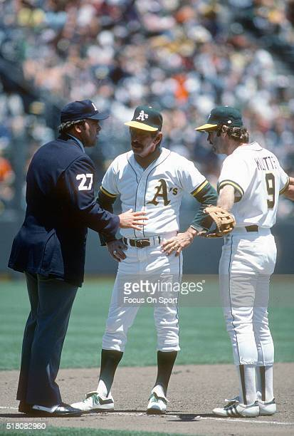 Image result for billy martin oakland 1980