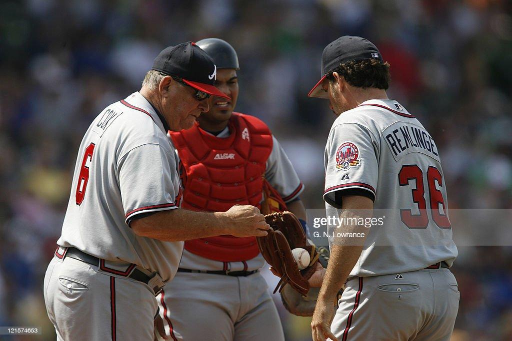 Atlanta Braves vs Chicago Cubs - May 27, 2006