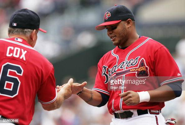 Andruw Jones Baseball Player Stock Photos And Pictures
