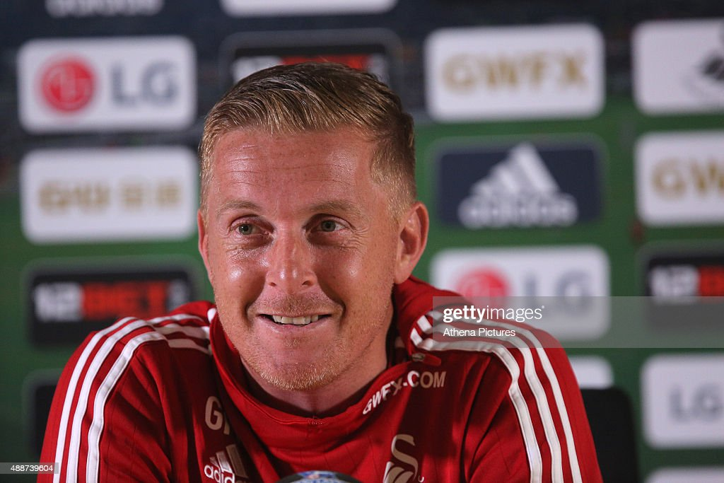 Garry Monk Press Conference