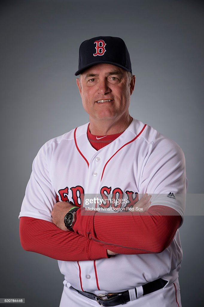 Manager <a gi-track='captionPersonalityLinkClicked' href=/galleries/search?phrase=John+Farrell+-+Baseball+Manager&family=editorial&specificpeople=10307520 ng-click='$event.stopPropagation()'>John Farrell</a> of the Boston Red Sox poses for a portrait during team photo day on February 28, 2016 at jetBlue Park in Fort Myers, Florida.