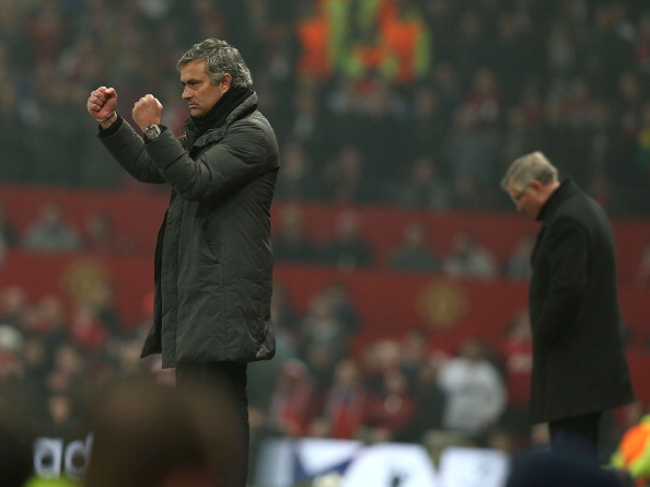 Manchester United v Real Madrid - UEFA Champions League Round of 16 : News Photo