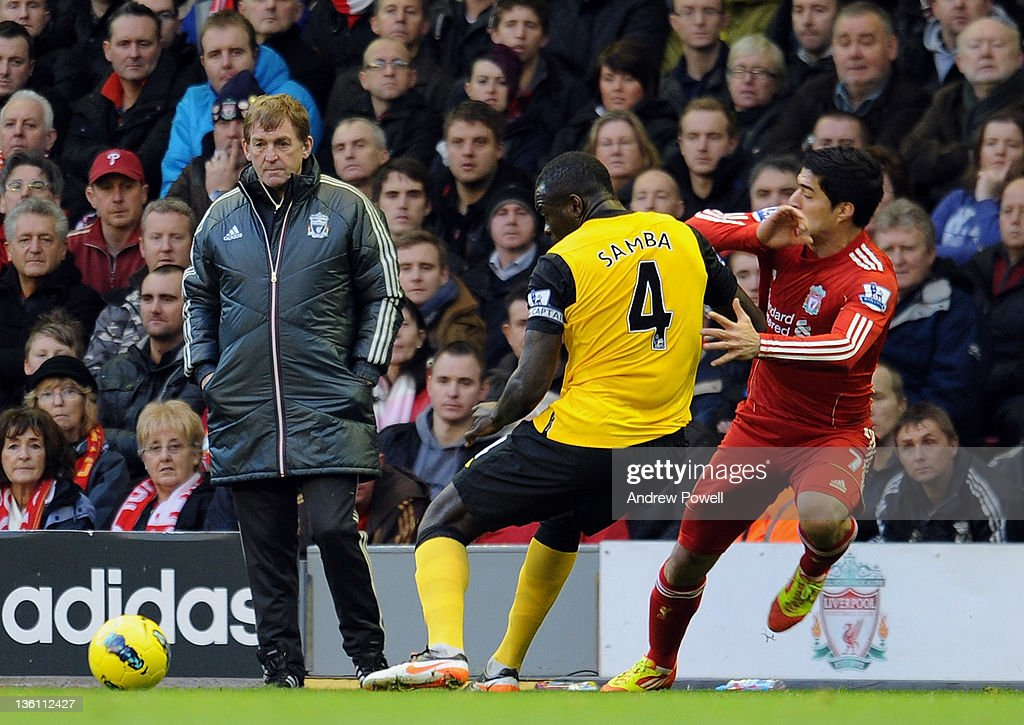 Liverpool v Blackburn Rovers - Premier League