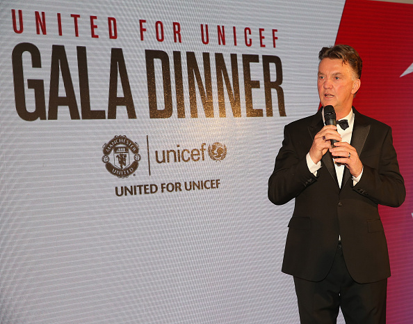 Manchester United host the 'United for Unicef' Dinner : News Photo