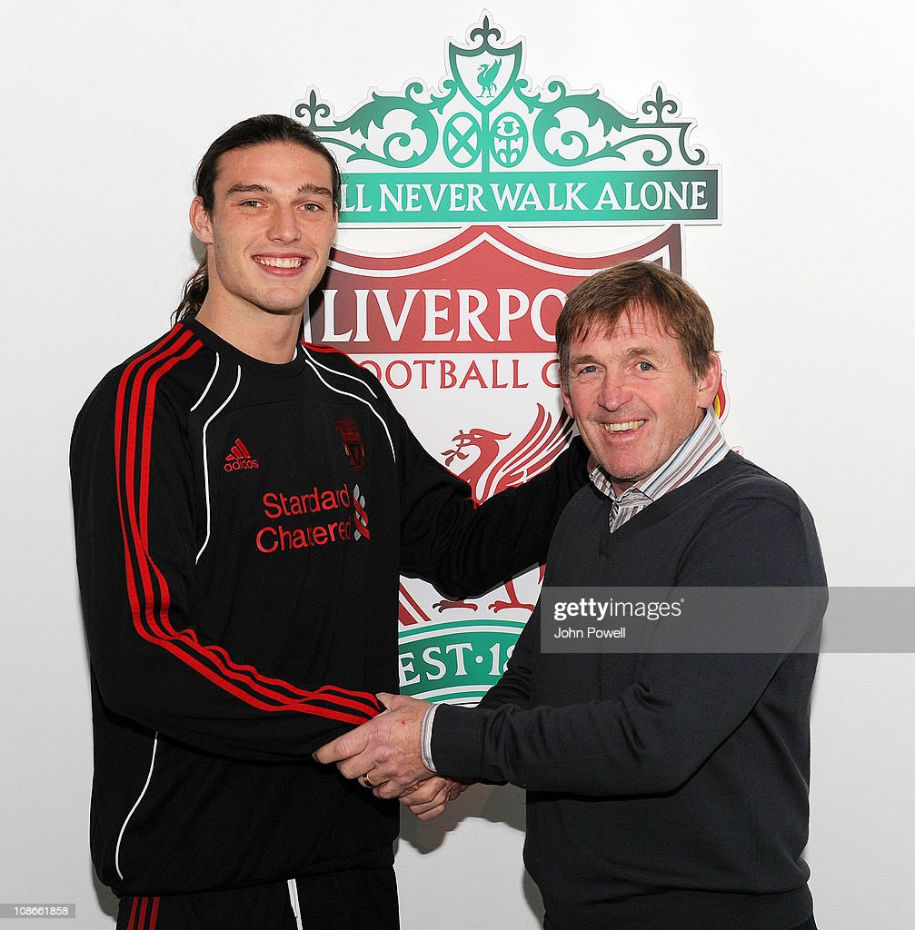 Andy Carroll Signs For Liverpool Football Club s and