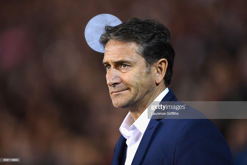 Nottingham Forest v Arsenal - EFL Cup Third Round