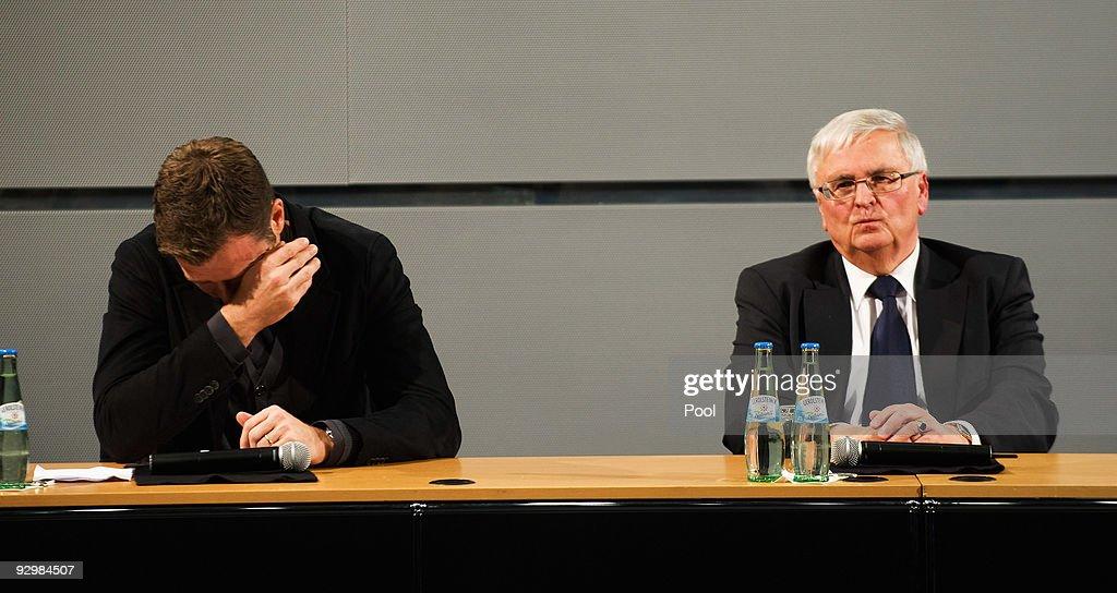 Germany - Press Conference