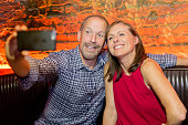 Manager Steven Levy and Actress Molly Shannon take a selfie at the 2016 Outfest Los Angeles Closing Night Gala Of 'Other People' After Party at The...