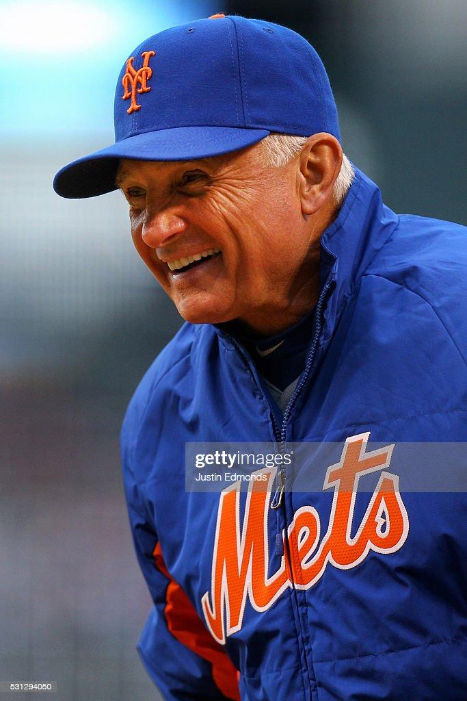 New York Mets v Colorado Rockies