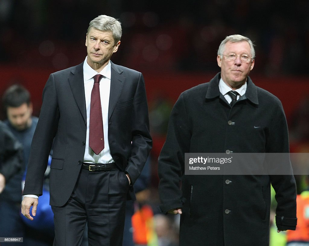 Manchester United v Arsenal : News Photo