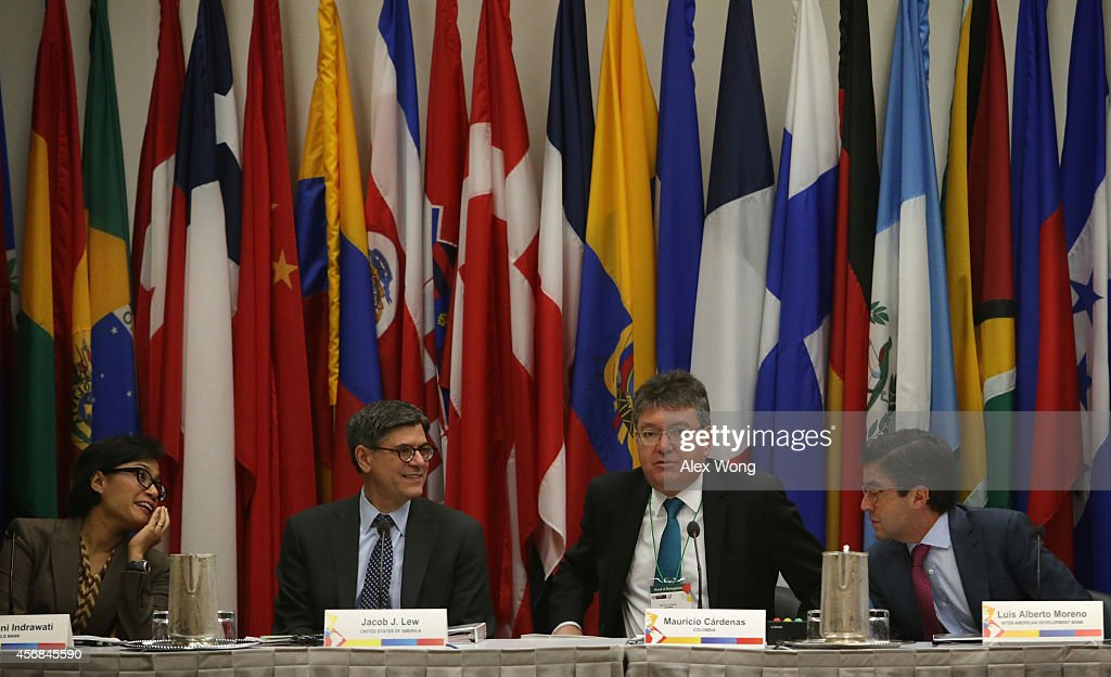 Lew Attends Meeting Of Finance Ministers Of The Americas And The Caribbean