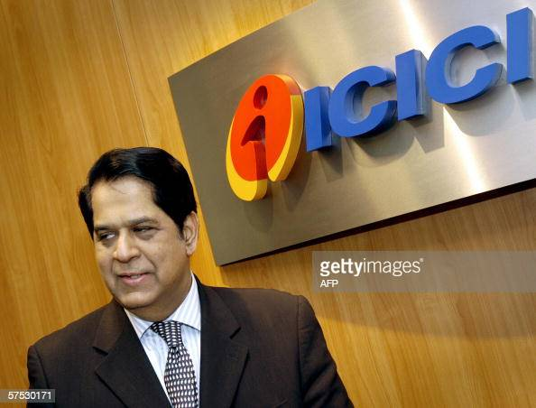 Kundapur India  city pictures gallery : Managing director Kundapur Vaman Kamath of the ICICI bank of India ...