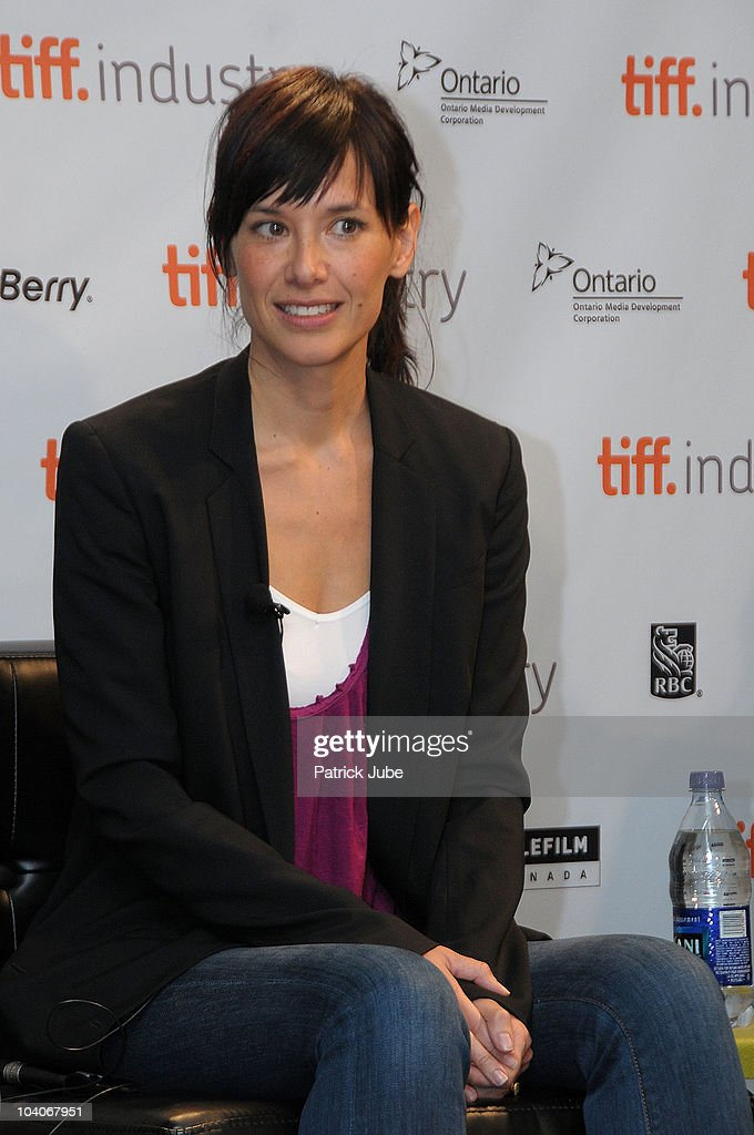 Managing director Ubisoft Toronto Jade Raymond attends the Focus On Get In The Game held at the Filmmaker's Lounge during the Toronto International...