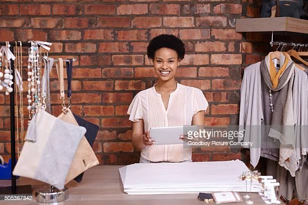 Managing my orders online