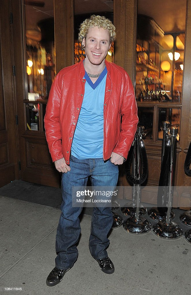 Managing partner of Founders Fund and co-founder of Napster Sean Parker attends Heidi Klum's Halloween Party presented by AOL and Absolut Vodka at Lavo on October 31, 2010 in New York City.