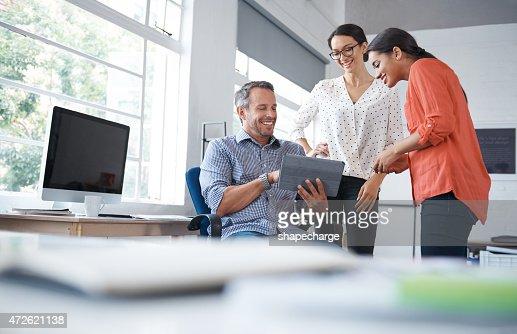 Managing their digital workflow