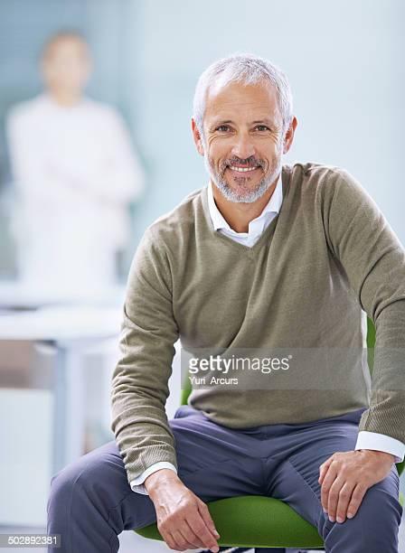 Management mit einem Lächeln