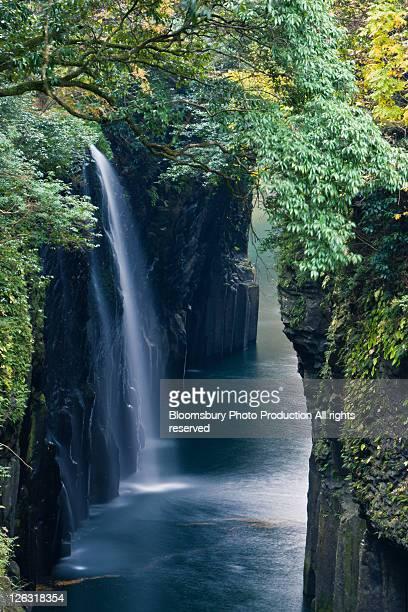 Manai waterfall, Miyazaki