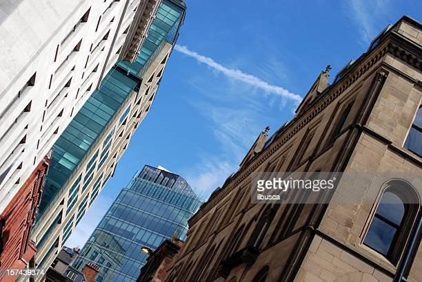 Edifícios em Manchester