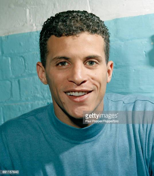 Manchester City footballer Keith Curle circa August 1992