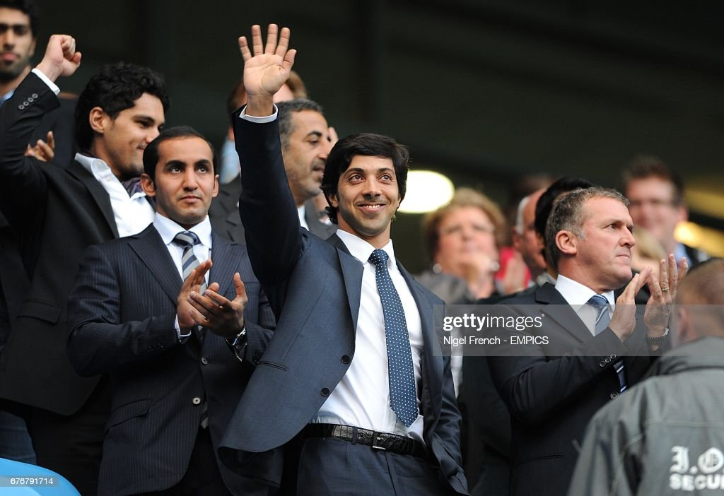 Soccer - Barclays Premier League - Manchester City v Liverpool - City of Manchester Stadium : News Photo