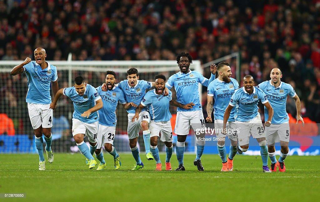 Manchester City...