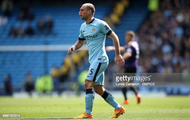 Manchester City 's Pablo Zabaleta
