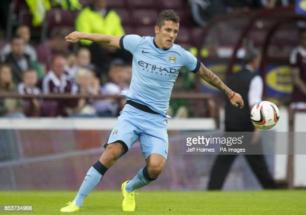 Manchester City Stevan Jovetic