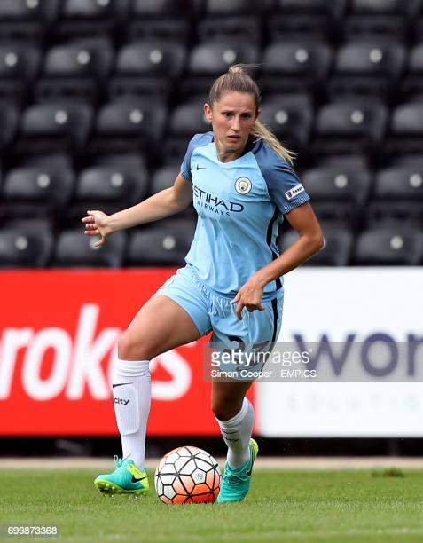 Manchester City's Abbie McManus