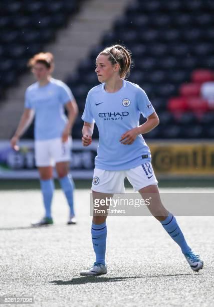 Manchester City's Ella Toone
