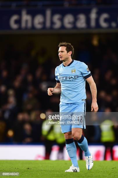 Manchester City's Frank Lampard after the game