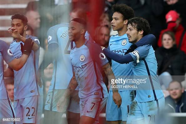 FBL-ENG-PR-SUNDERLAND-MAN CITY : News Photo
