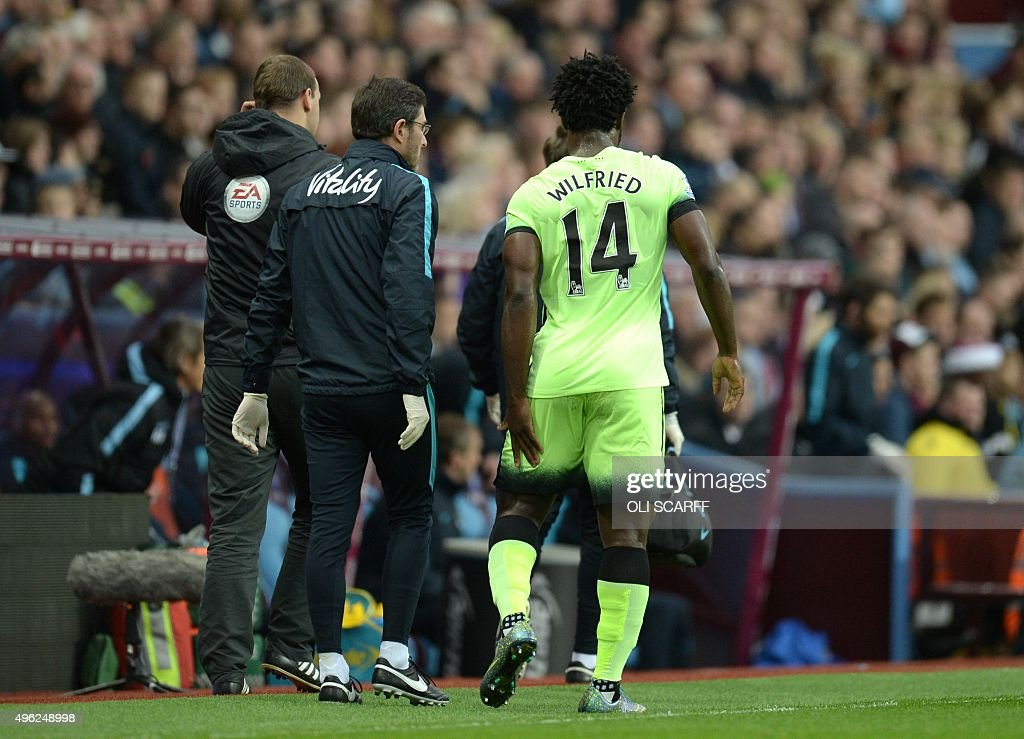 FBL-ENG-PR-ASTON VILLA-MAN CITY : News Photo