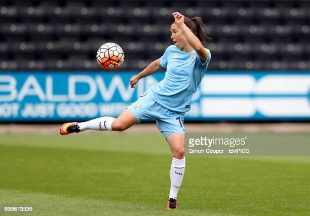 Manchester City's Jane Ross