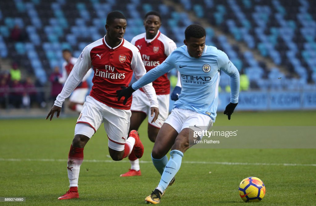 Manchester City U23 v Arsenal U23 - Premier League 2