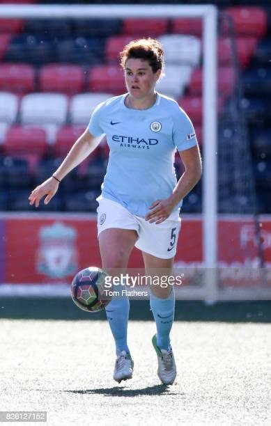 Manchester City's Jennifer Beattie