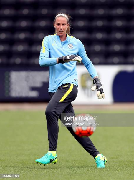 Manchester City's Karen Bardsley