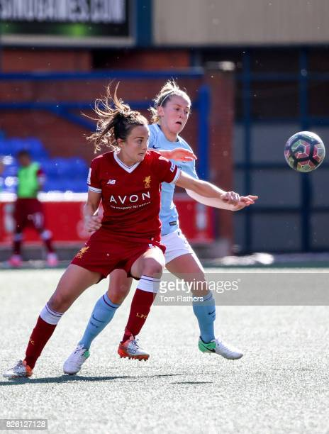 Manchester City's Keira Walsh