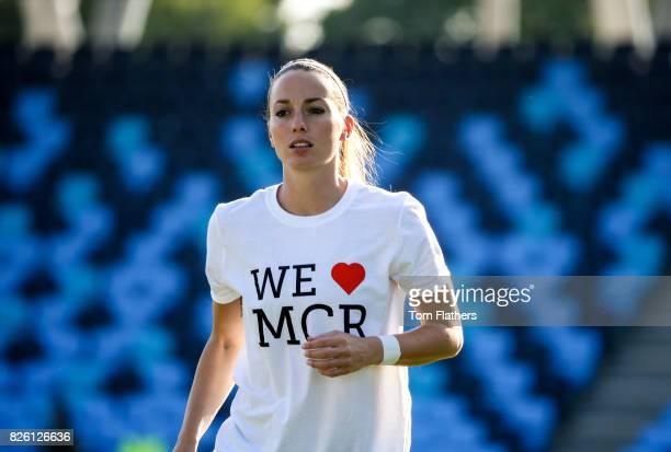 Manchester City's Kosovare Asllani