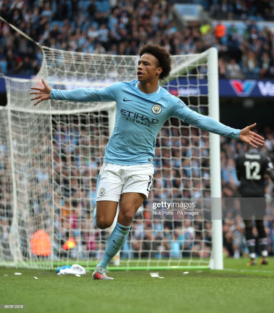 Manchester City v Crystal Palace Premier League Etihad Stadium