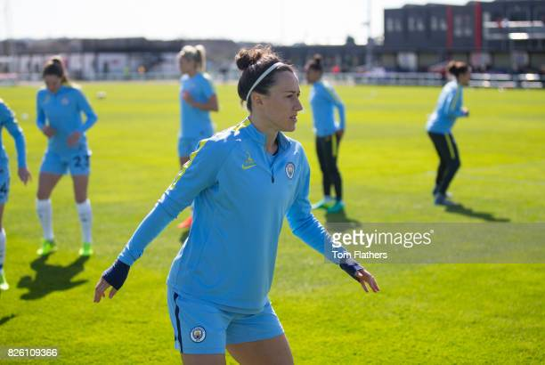 Manchester City's Lucy Bronze