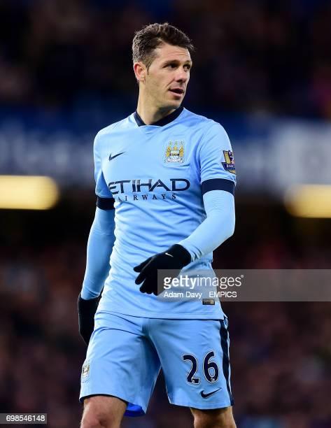 Manchester City's Martin Demichelis