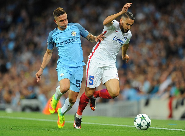 Manchester City V Steaua Bucuresti: UEFA Champions League play-off : News Photo