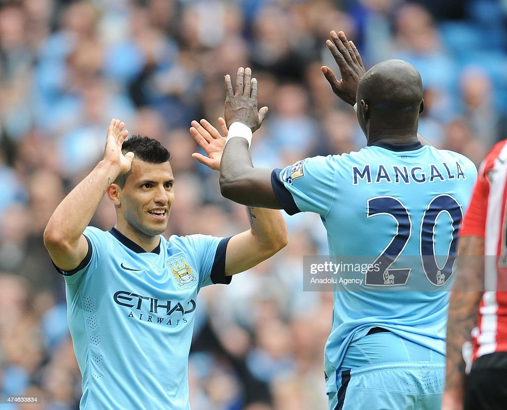 Manchester City v Southampton English Premier League s and