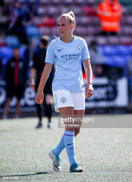 Manchester City's Toni Duggan